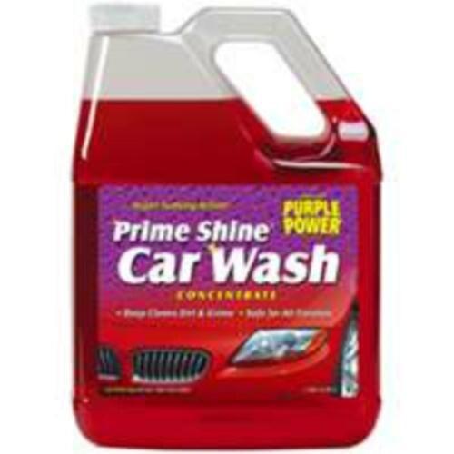 Purple Power 9520P Classic Car Wash, 128 Oz