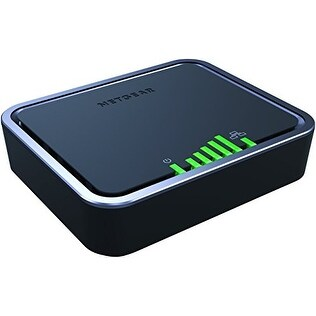 Netgear - 4G Lte Modem With Dual Ethernet Ports