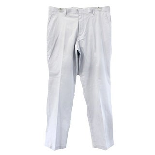 INC NEW Silver Linings Mens Size 36X32 Slim Fit Stretch Casual Pants