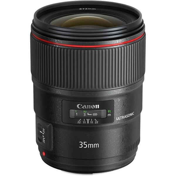 Canon EF 35mm f/1.4L II USM Lens (International Model)