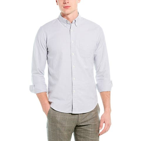 J.Crew Core Oxford Slim Fit Woven Shirt