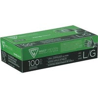 West Chester Lg Powdered Vinyl Gloves 2700/L Unit: BOX