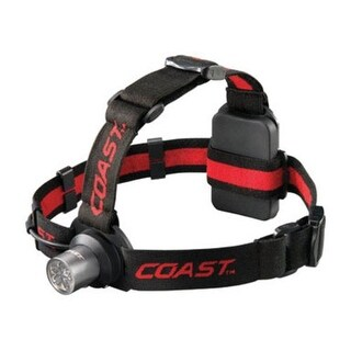 Coast TT7041CP LED Headlamp, 175 Lumens, 3 x AAA batteries