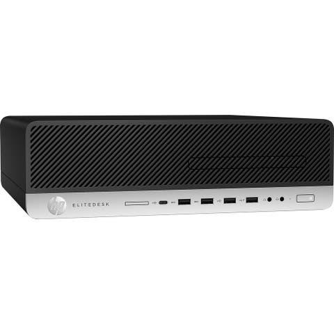 HP 800G3 SFF i5-6500 32GB 512GB SSD Win 10 Pro (Refurbished)