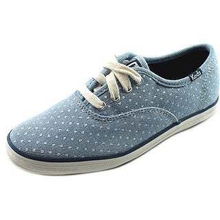 Keds Champ CVO Round Toe Canvas Sneakers