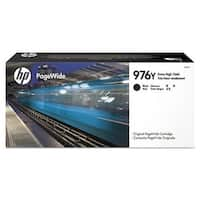 HP 981X High Yield Cyan Original PageWide Cartridge (L0R08A)(Single Pack)