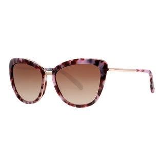 KATE SPADE Cat eye KANDI/S Women's 0W85 B1 Pink Tortoise Brown Gradient Sunglasses - 56mm-16mm-135mm