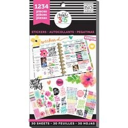 Today Is The Day - Create 365 Happy Planner Sticker Value Pack