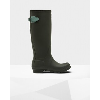 Hunter Women's Original Back Adjustable Rain Boots