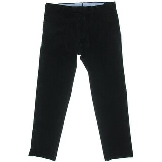 Polo Ralph Lauren Mens Flat Front Slim Fit Corduroy Pants