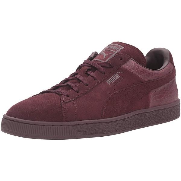 Shop PUMA Men s Suede Classic Casual Emboss Fashion Sneaker - Free ... 7b8d2bf62
