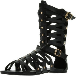 Nature Breeze Women's Rome-06 Gladiator Sandals