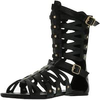 Nature Breeze Women's Rome-06 Gladiator Sandals