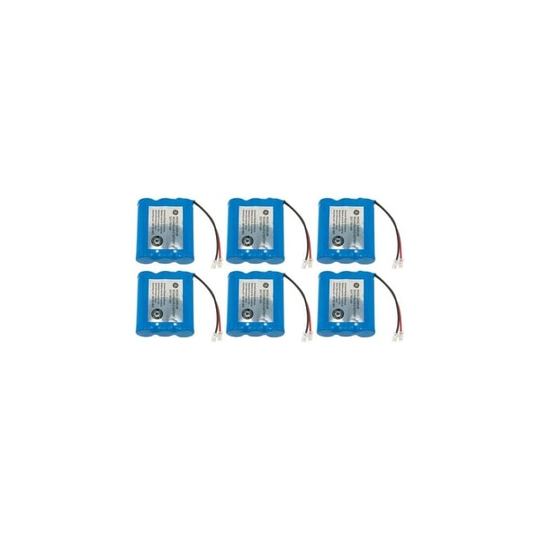 Battery for All Brands 2422 (6 Pack) Replacement Battery