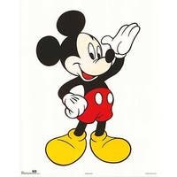 ''Mickey Mouse: Classic'' by Walt Disney Humor Art Print (20 x 16 in.)