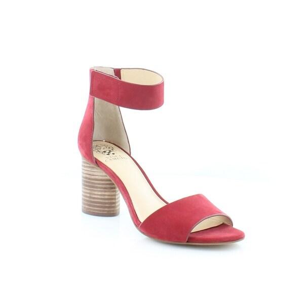 Vince Camuto Jacon Women's Heels Tribal Red