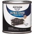 RustOleum Black Latex Paint - Thumbnail 0