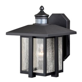 "Vaxcel Lighting T0365 Hedron Single Light 13"" Tall Outdoor Wall Sconce"