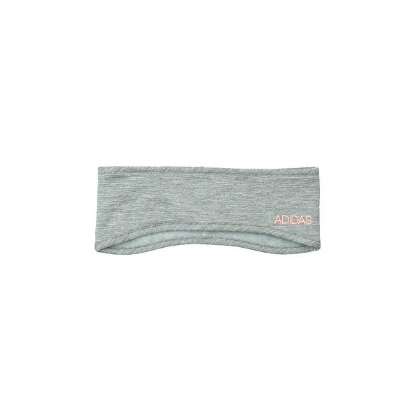 Shop Adidas Womens Headband Climawarm Heathered - O S - Free ... ddc58bb34