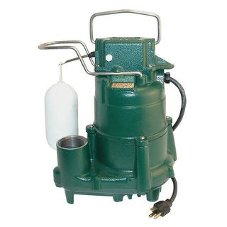 Zoeller 98-0001 Flow-Mate Submersible Water Pump, 1/2Hp