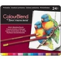 Primaries - Spectrum Noir Colorblend Pencils 24/Pkg