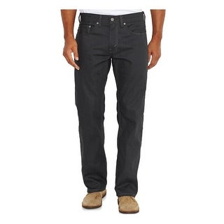 Levi's Mens Big & Tall Levi's 559 Straight Leg Jeans Relaxed Fit High Rise - 52/30