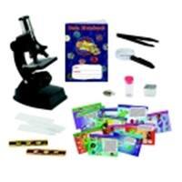 Delta Education Microscope Lab Kit