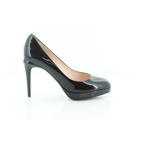 f6b4fe9546 Shop Fendi Sophie Pump Women's Heels Black - Free Shipping Today ...