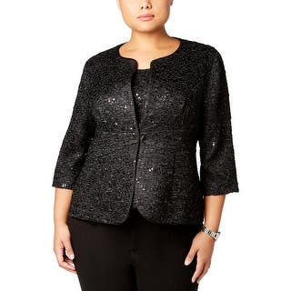afc9177790f Buy Alex Evenings Women s Plus-Size Blazers   Jackets Online at ...