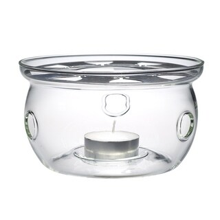 Teaposy TPGL-202B Light My Fire Teapot Warmer - CLEAR|https://ak1.ostkcdn.com/images/products/is/images/direct/ebe288b7437f717b73739cfb63a58e50347bcb86/Teaposy-TPGL-202B-Light-My-Fire-Teapot-Warmer.jpg?_ostk_perf_=percv&impolicy=medium