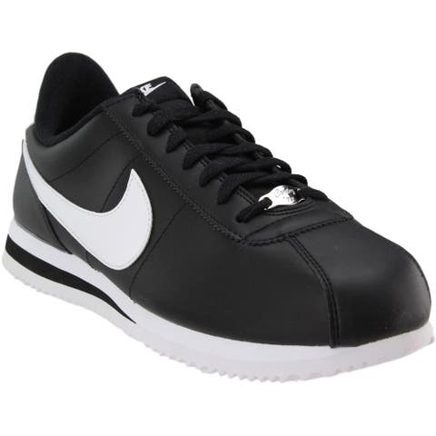 new styles 61ab9 5c298 Nike Mens Cortez Basic Leather Athletic   Sneakers