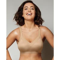 Playtex 18 Hour Active Lifestyle Wirefree Bra - Size - 38DD - Color - Nude