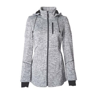Halifax Women's Knit Jacket with Hood
