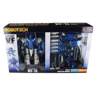 Robotech 1/100 VF-1J Super Veritech Action Figure: Max Sterling - multi