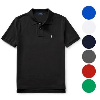 Polo Ralph Lauren NEW Mens Original Custom Fit Mesh Polo Shirt