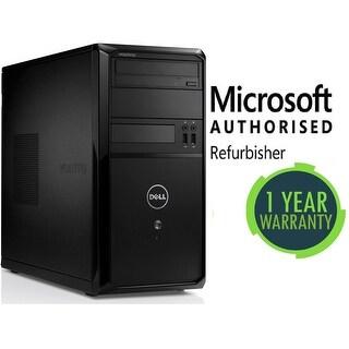 Dell Vostro230 TWR, intel C2D E7500 2.9GHz, 4GB, 250GB, W10 Home