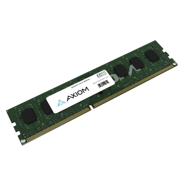 Axion A3132546-AX Axiom A3132546-AX 2GB DDR3 SDRAM Memory Module - 2 GB (1 x 2 GB) - DDR3 SDRAM - 1066 MHz DDR3-1066/PC3-8500 -