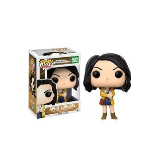 Funko POP Parks & Rec - April Ludgate - Multi