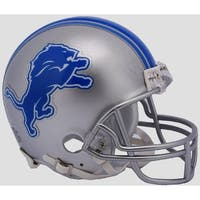 Detroit Lions Riddell Mini Football Helmet