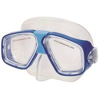 Intex 55974E Polycarbonate Lens Swim Mask, Thermoplastic Rubber