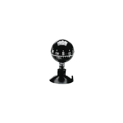 Custom accessories 55558 compass with suction cup mount
