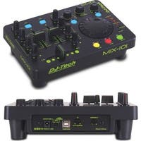 All-in-One Style USB MIDI Controller w/ Deckadance LE Software