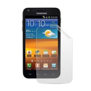Wrapsol Glossy Ultra Screen Protector for Samsung Epic 4G Touch