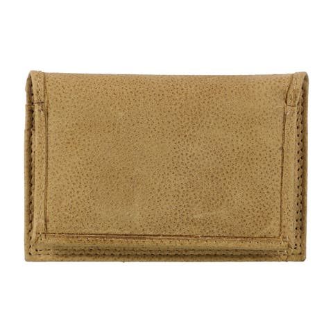 Tasso Elba Mens Magnetic Coin Card Case Wallet - One Size