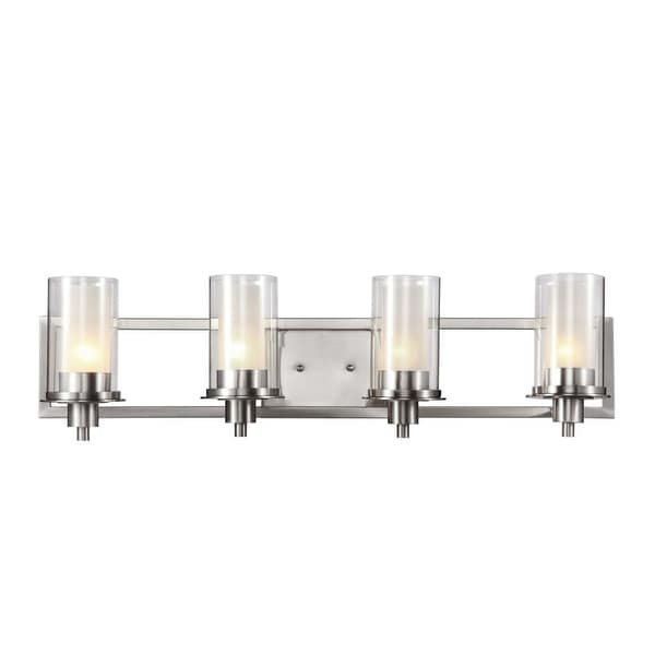 Trans Globe Lighting 20044 4 Light Bathroom Fixture From The Modern Meets Traditional Collection