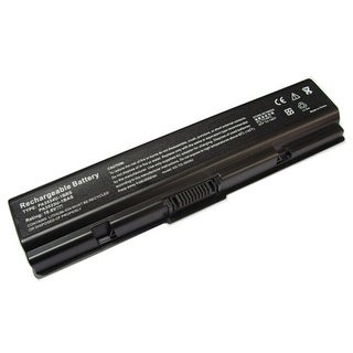 Replacement Battery 4400mAh for Toshiba Dynabook AX / Satellite L505 Laptop Models