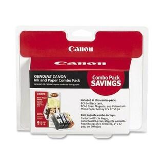 Canon 4479A292M INK CARTRIDGE BCI3-6 MLTPK W-GP502