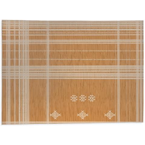ZINA AMBER Office Mat By Kavka Designs
