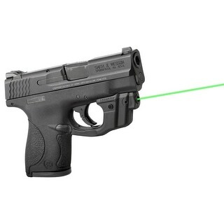 LaserMax GS-SHIELD-G CenterFire Laser Sight, Green