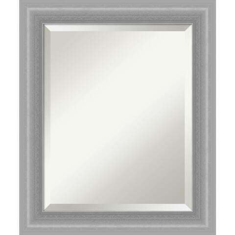 Peak Polished Bathroom Vanity Wall Mirror